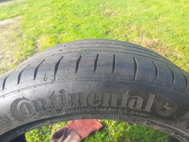 Opona Continental contisportcontakt 245/50/18 SSR XXL