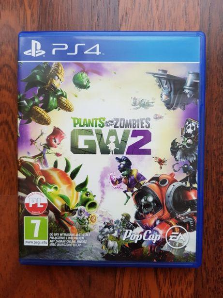 Plants vs. Zombies GW2 Gra PS4