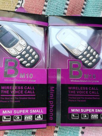 Telemóvel super mini bm10 dual sim desbloqueado novo