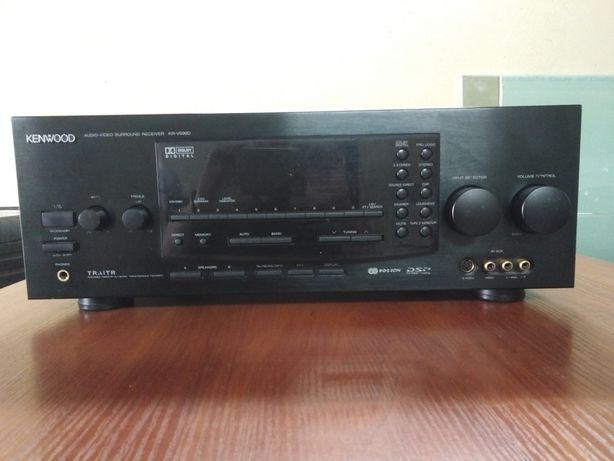 Ресивер- усилитель  KENWOOD  KR-V999D .