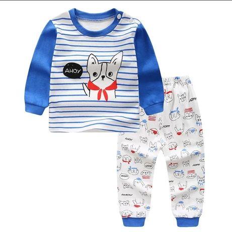 Детские пижамы для мальчика и девочки