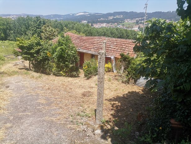 Vendo casa com terreno em Casal Mau Termas S.Vicente