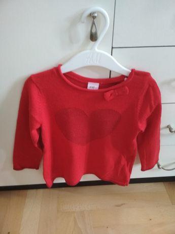 Sweterek  H&M rozm 74-80