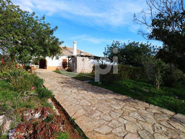Algarve - Tavira. Casa 5 quartos, piscina, vista mar. Orp...