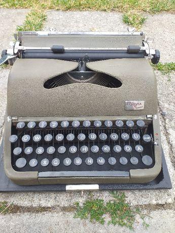 Maszyna do pisania GROMA N Orginał Zabytek Dekoracja Wystrój