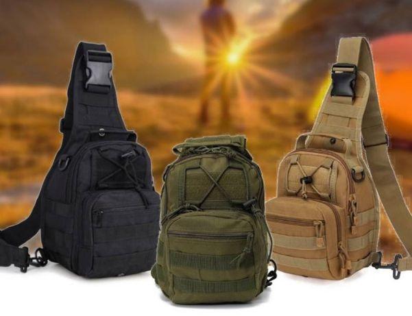 Тактична сумка / рюкзак камуфляж тактическая не Mil Tec / M TAC Heliko