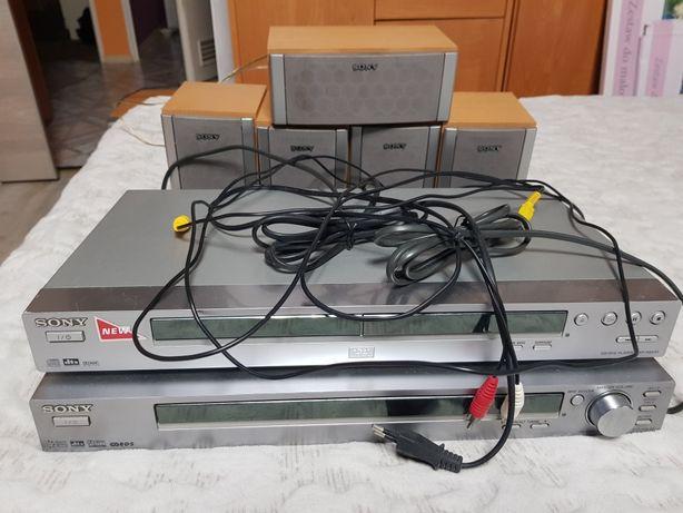 Zestaw Sony STR-KLS 50 + GŁOSNIKI 5.1