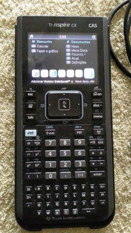 Calculadora gráfica com pouco uso em bom estado