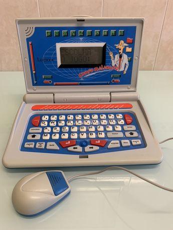 Brinquedo Computador portátil com 18 atividades educativas