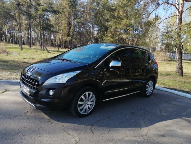 Peugeot 3008 style