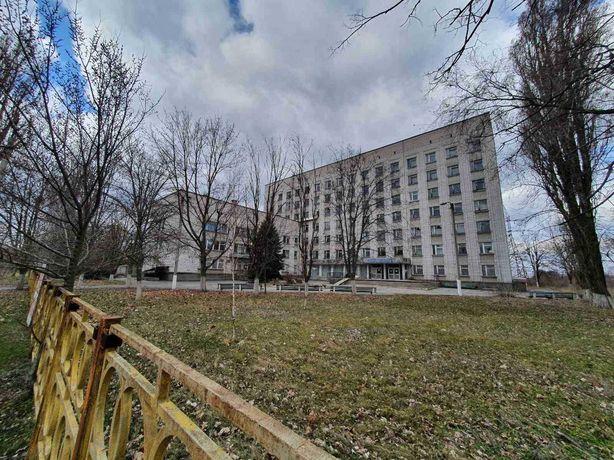 В аренду предлагается здание МСЧ Краза и профилакторий