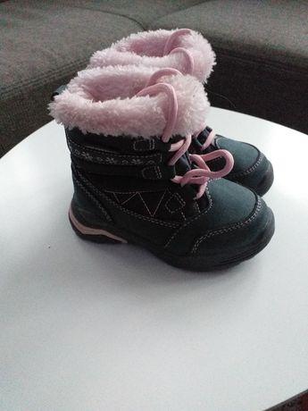 Dla dzieci buciki sniegowce
