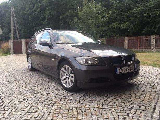 BMW Seria 3 E91 stan bardzo dobry