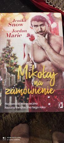 Jenika snow Mikołaj na zamówienie