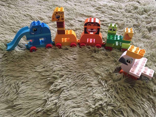 Lego duplo 10863 мой первый парад животных Лего дупло