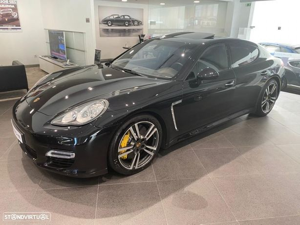 Porsche Panamera TURBO - Full Extras