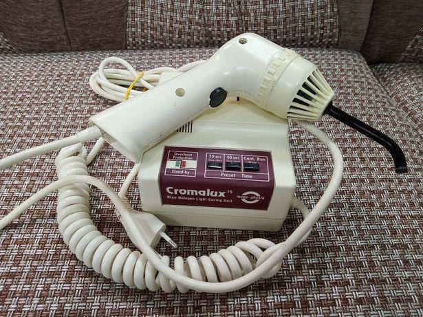 Стоматологические фотополимерные лампы Cromalux на запчасти