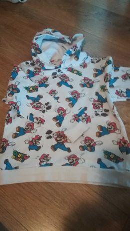 Bluzy chłopięce firmowe