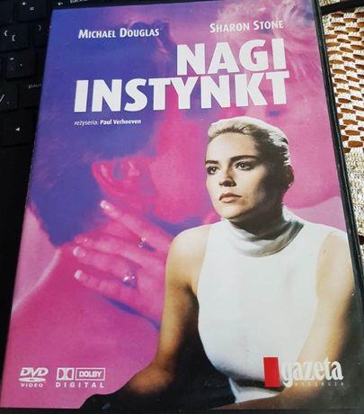 """Film ,,Nagi Instynkt""""."""