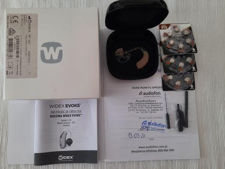 Aparat słuchowy  Widex model Evoke E