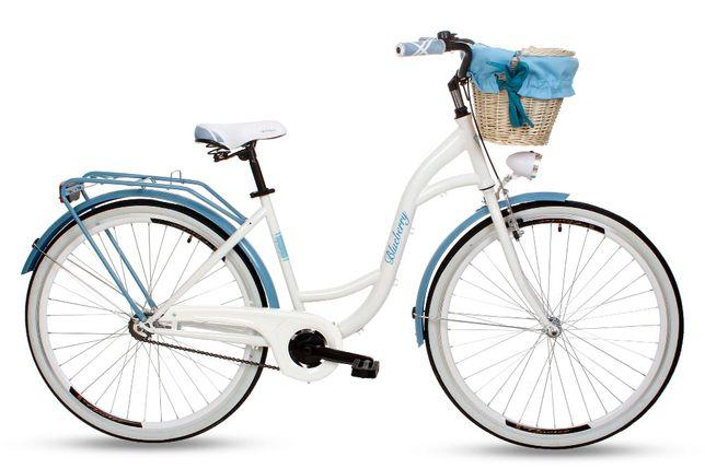 """Rower Miejski Koła 28"""" Rama 17"""" # Kosz Gratis ! # Gwarancja"""