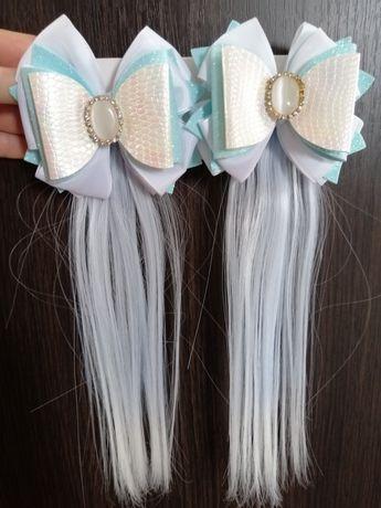 Заколки, резинки, бантики для волос