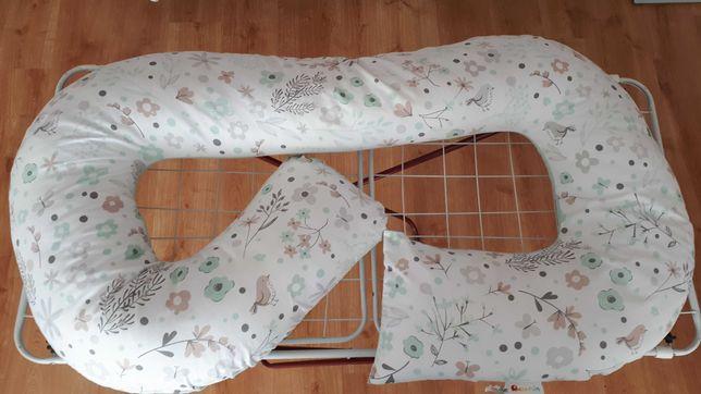 Poduszka dla kobiet w ciąży i młodych mam - mało używana