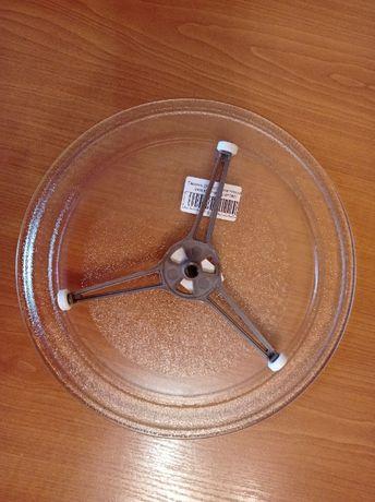 Тарелка для свч микроволновки плоская CANDY Gorenje LG ZANUSSI 245мм