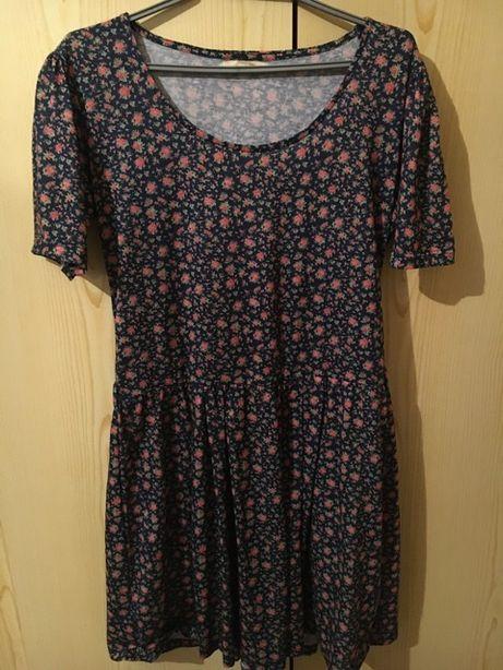 Sukienka w kwiaty House rozmiar M