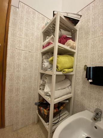 Estante ikea para casa de banho