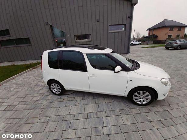 Škoda Roomster Bardzo Zadbana! Skrzynia Automatyczna DSG, Nawigacja ! Szklany Dach!