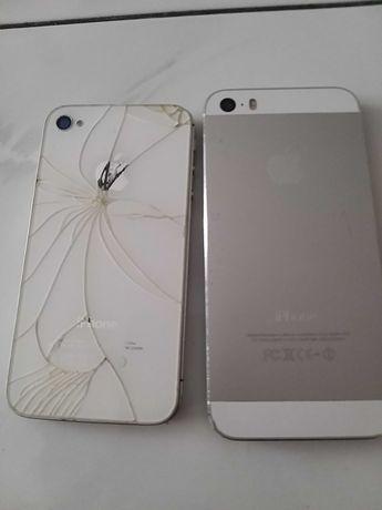 Sprzedam 4 uszkodzone telefony