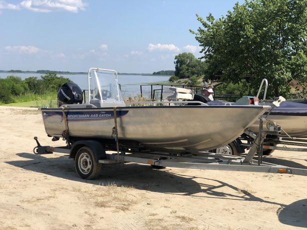 Лодка Linder Catch 445