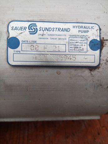 Pompa hydrauliczna do koparki