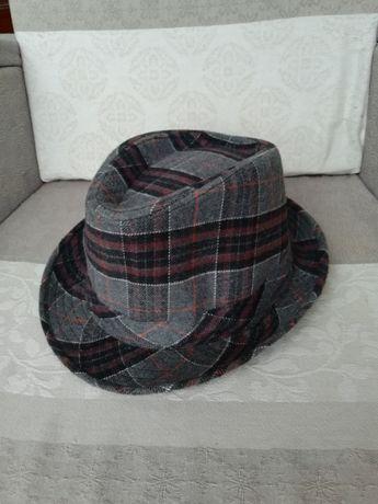 Chapéu tipo Trilby NOVO