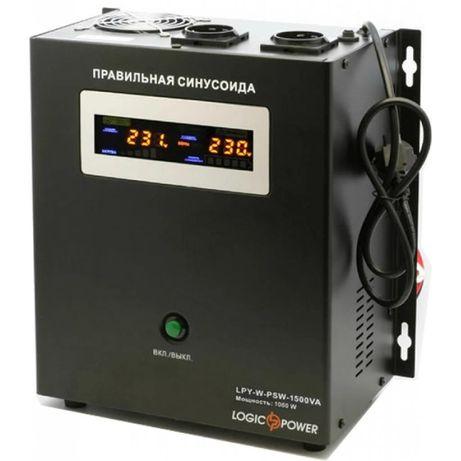 Солнечный инвертор 2000 ВА LogicPower LPY-C-PSW-2000VA автономный