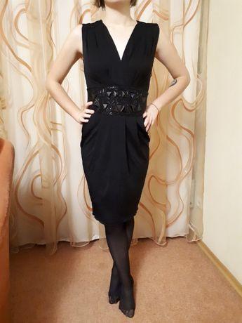 Платье MANGO нарядное новый год вечернее