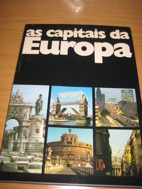 As Capitais da Europa