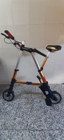 Bicicleta muito original