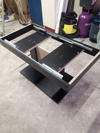 Stelaż ławy rozkładanej