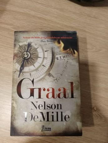 Książka Graal Nelson DeMille