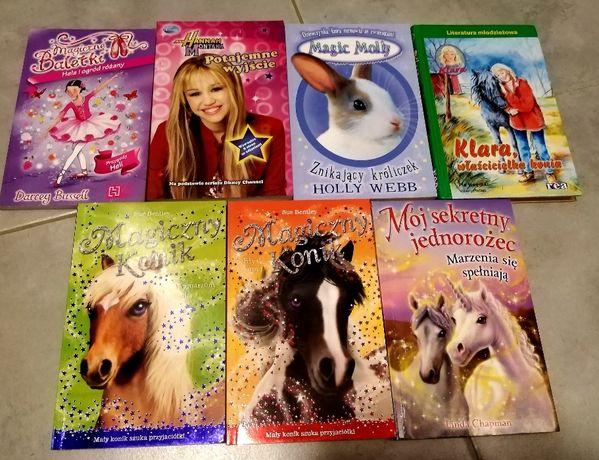 Komplet książeczek dla dziewczynki PREZENT ŚWIĘTA