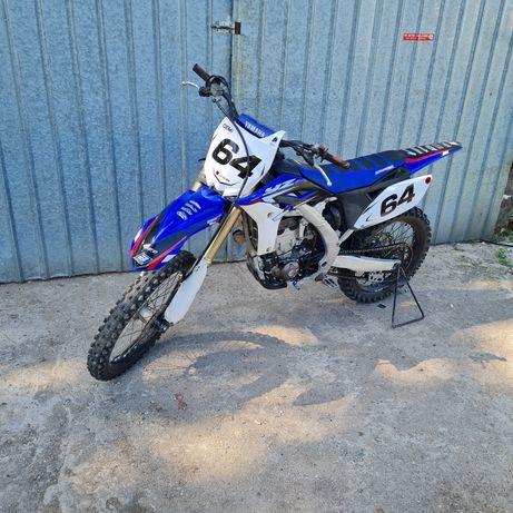 Yamaha yz250f  2012rok