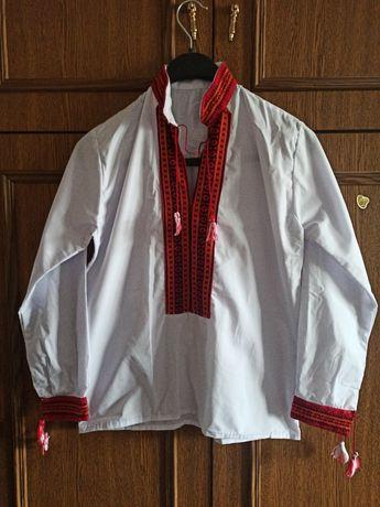 Вишита сорочка біла