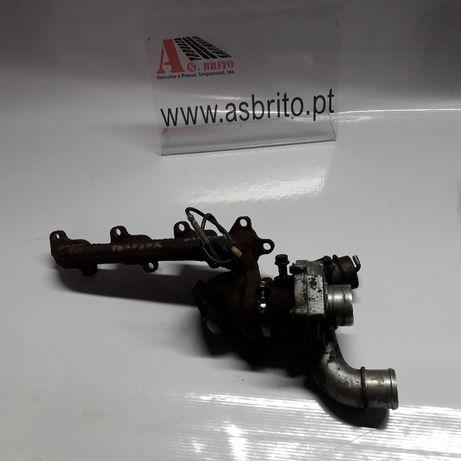 Turbo para Smart Forfour