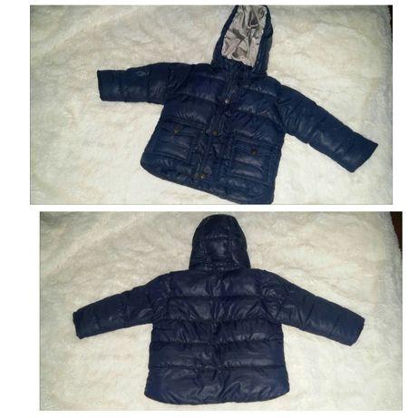 Куртка Zara демисезонная на 86