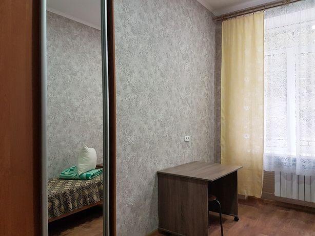 Посуточная аренда мест в комнатах для проживания в центре Киева