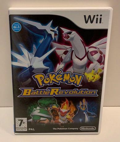 Jogo Wii Pokemon