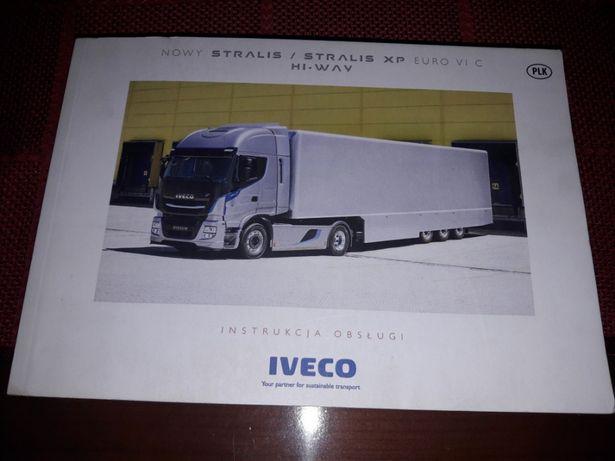 Instrukcja obsługi iveco stralis xp euro VI C hi way