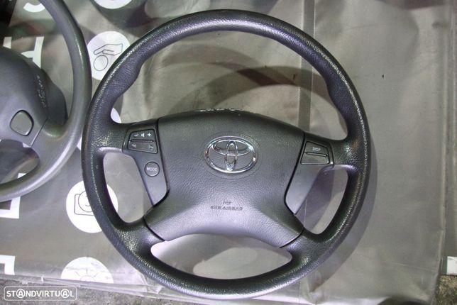 Volante com airbag Toyota Avensis